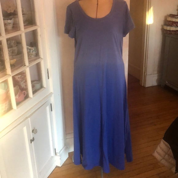 3d48e9152543 H by Halston Dresses | Sale Nwot For Qvc Hombre Maxi Dress M | Poshmark